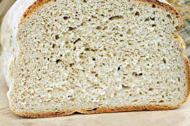 Receita Pão de arroz