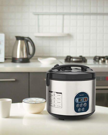 Como fazer arroz na panela elétrica e suas vantagens