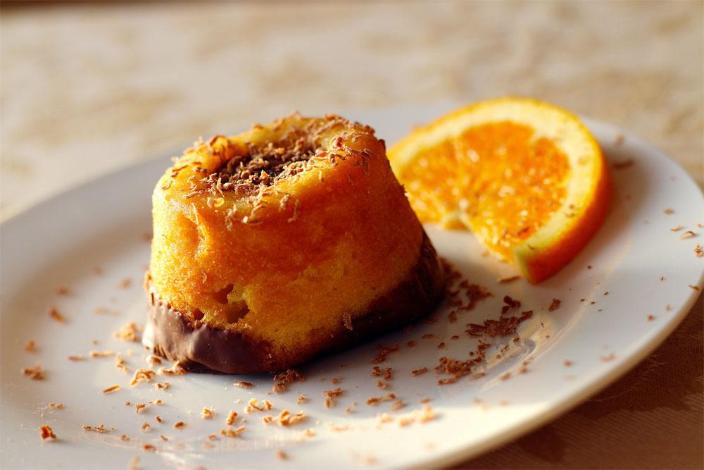 Receita de Bolo de laranja com farinha de arroz