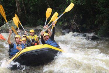 Rafting da CIPA 2018