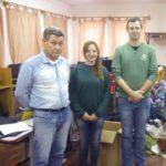 Doação Campanha do Agasalho 2019 - Dickow Alimentos