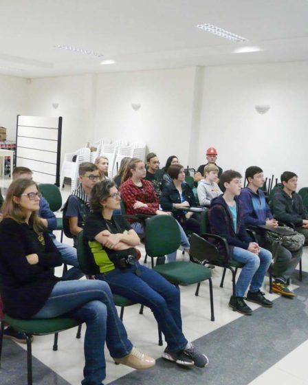 Visita EMEF Alerto Pasqualini