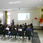 Visita Aprendizes Senac - Portas Abertas para a comunidade