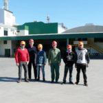 Visita Dickow Agronegócios - Portas aberta para a comunidade