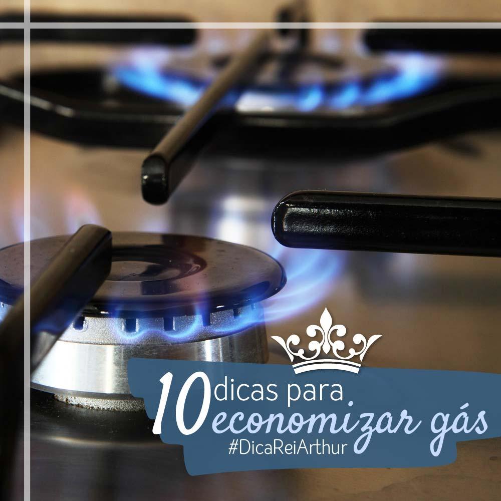 Confira 10 dicas para economizar gás de cozinha
