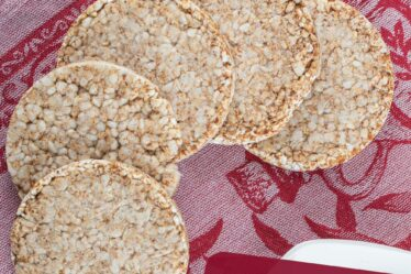 Receita flocos de arroz, como fazer em casa