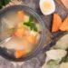 Receita de Caldo caseira de legumes para risoto