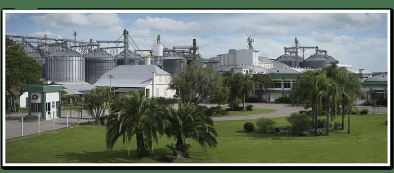 Empresa Dickow Alimentos, indústria do arroz Rei Arthur, ISO 9001