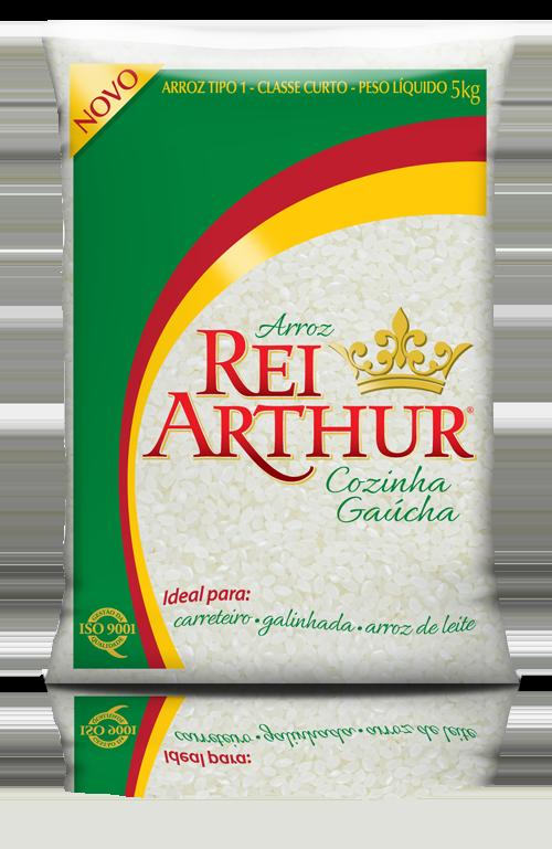 Arroz Rei Arthur Cozinha Gaúcha especial para culinária gaúcha