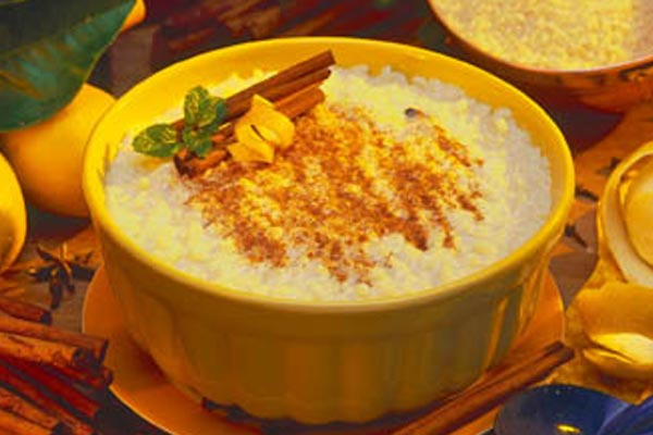 Receita culinária gaúcha: Como fazer Arroz Doce Gelado